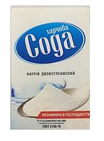 """Сода пищевая к/в, 1/300г/21 шт, ТМ """"Юна"""""""