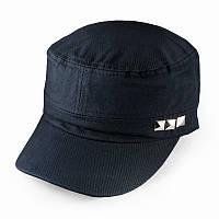 Бейсболка, черная кепка немка