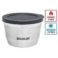 Термоконтейнер для еды Stanley Adventure Bowl (0.95л), стальной