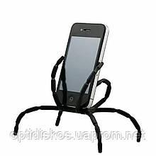Универсальная подставка для смартфона Паук, Spider Fix