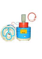 Картридж смесителя ANGO-LUX 40мм, 3 режима с регулировкой напора (трещетка) WH-40P-1