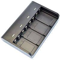 Зарядное устройство Soshine SC-V4 (1-4, 9V Крона)