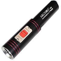Подводный фонарь Archon W16S Y (Cree XM-L2 U2, 1200 люмен, 3 режима, 1х18650), теплый свет, комплект