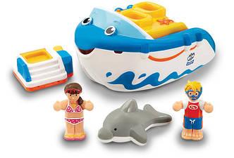 """Лодка """"Дайвинг приключения с Дэнни"""" WOW Toys"""