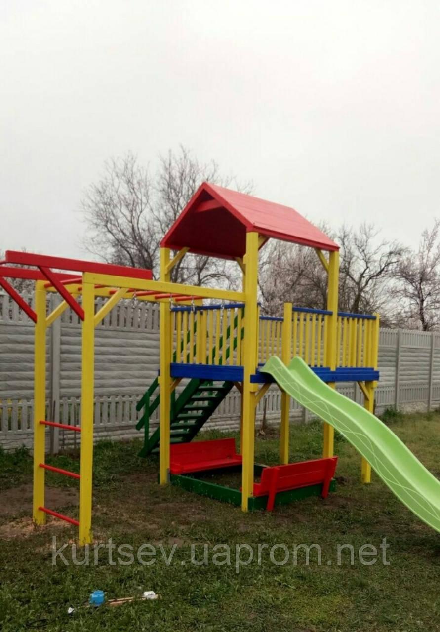 Дитячий майданчик (ігровий комплекс)