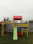 Дитячий майданчик (ігровий комплекс), фото 2