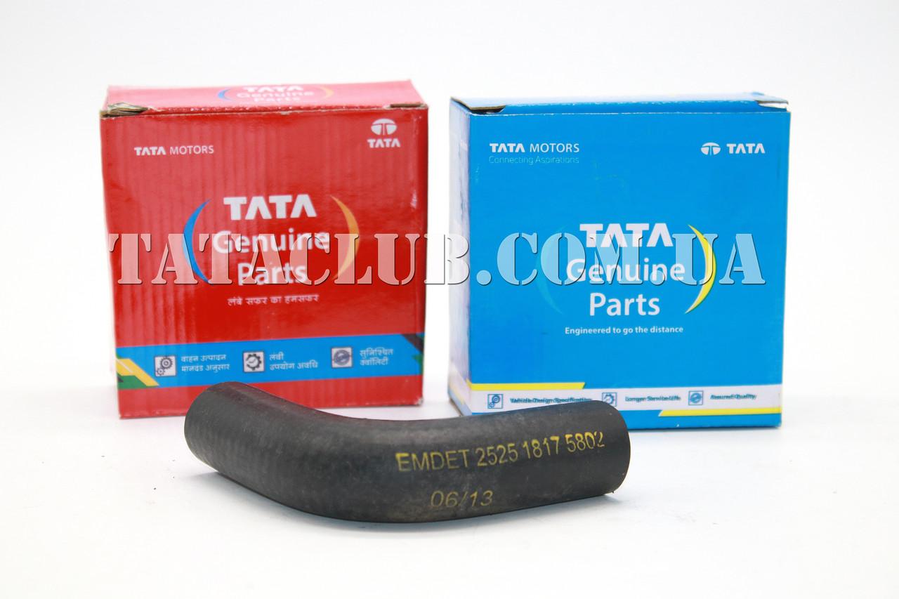 Патрубок турбокомпрессора слива масла TATA Motors