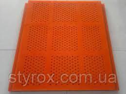 Polyurethane modular screens