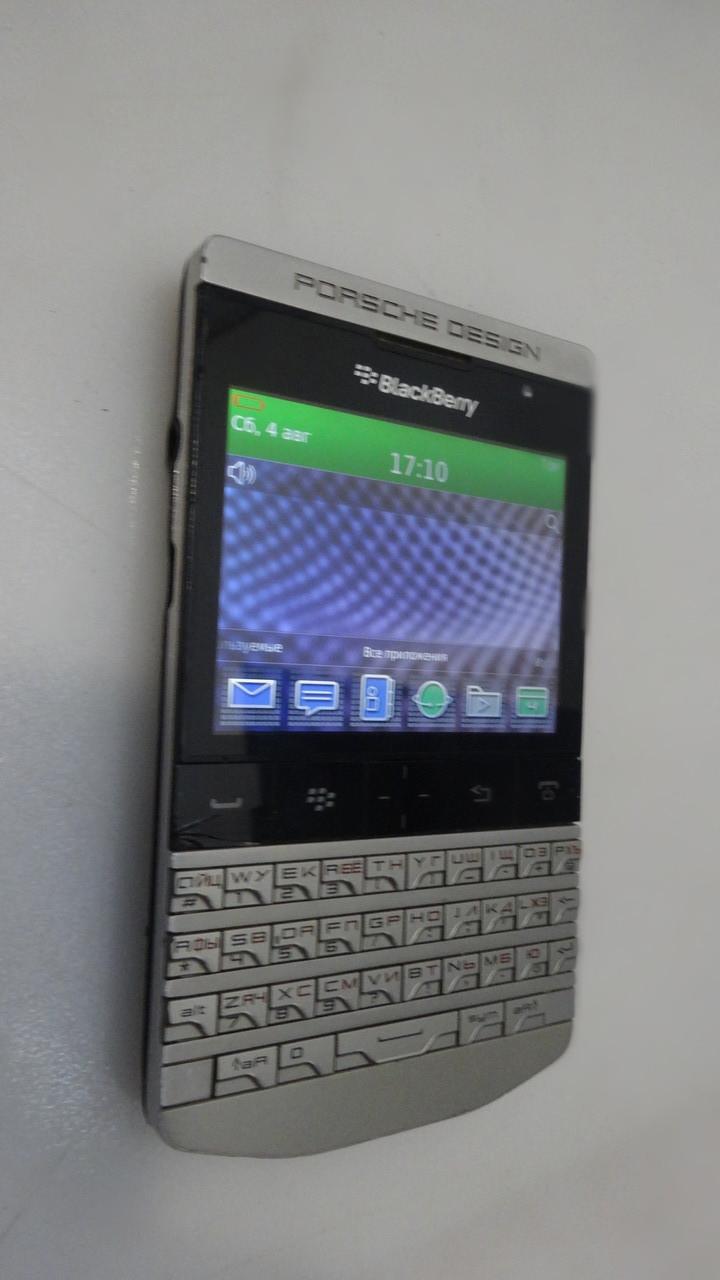 Смартфон элитный бизнес BlackBerry Porsche Design P'9981