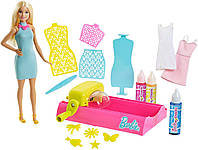 Набор Barbie Crayola Фабрика Волшебных красок