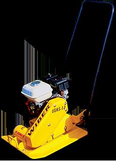 Віброплита Wiber UGMS-12 ( без двигуна )