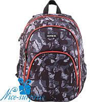 Школьный рюкзак с ортопедической спинкой Kite K19-905M-2
