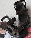 d8a1efd29105e1 Шкіряні чоловічі сандалі літо натуральна шкіра коричневі чоловічі босоніжки  Ессо комфорт, фото 4