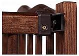 Кровать Babyroom Веселка маятник, откидной бок DVMO-2  бук орех, фото 4