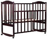 Кровать Babyroom Зайчонок Z103  венге, фото 2