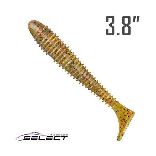 Fatfish 3.8″ (97 мм.) 5 шт. Силикон Select 002