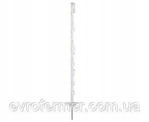 Пластиковый столбик 105 см для электрической изгороди