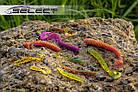 Fatfish 3.8″ (97 мм.) 5 шт. Силикон Select 010, фото 2