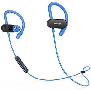 Наушники  Anker  SoundBuds Curve Black/Blue