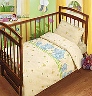 """Детское постельное белье в кроватку """"Нежность"""""""