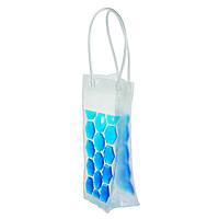 Пакет со льдом для охлаждения напитков голубой, Термопродукция, Термопродукция, Пакет з льодом для охолодження напоїв блакитний
