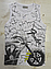 Майки для мальчиков котон 100% , Венгрия ,Glo-story, рр 134, 164, арт. 5284,, фото 7