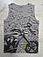 Майки для мальчиков котон 100% , Венгрия ,Glo-story, рр 134, 164, арт. 5284,, фото 8
