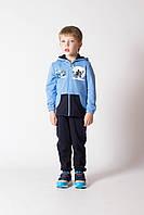 Спортивний костюм з капюшоном для хлопчика 1-5років