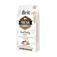 Cухой корм для собак Brit Fresh Turkey Pea Adult со сниженной активностью, избыточным весом 2.5кг (170996)