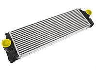 Охлаждение воздуха (интеркулер)