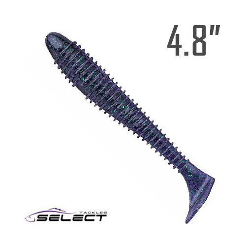 Fatfish 4.8″ (120 мм.) 4 шт. Силикон Select 777