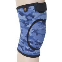 ARMOR ARK2106 Бандаж для колен.суст.и связок,закрыт,разм.L,синий