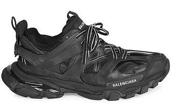 Женские кроссовки Balenciaga Track 'Black/Black' (Premium-class) черные