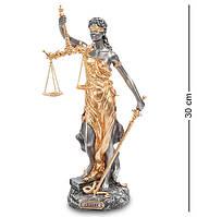 """Статуэтка """"Фемида - богиня правосудия"""" 13x12x30 см., Veronese, Гонконг"""