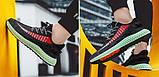Тканевые черные легкие мужские кроссовки, фото 2
