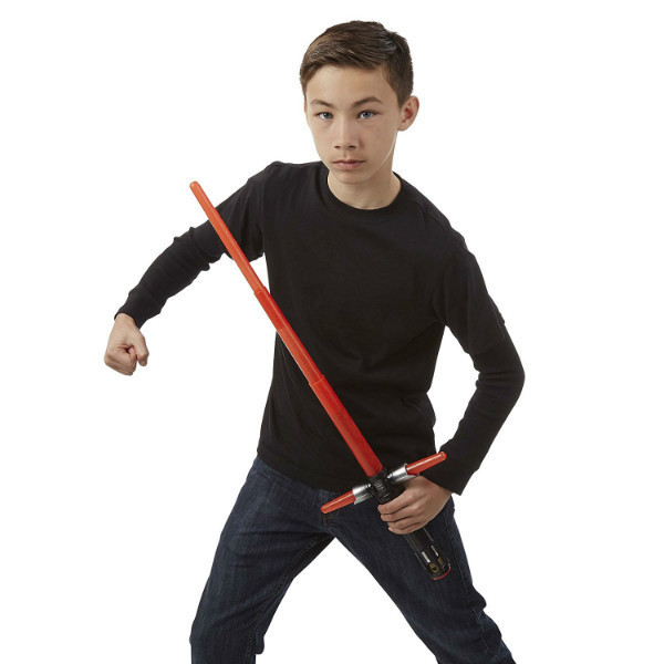 Световой меч - Электронный раскладной Кайло Рэн -  Kylo Ren , Star Wars