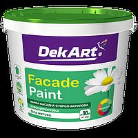 "Краска фасадная ""Facade"" - DekArt"