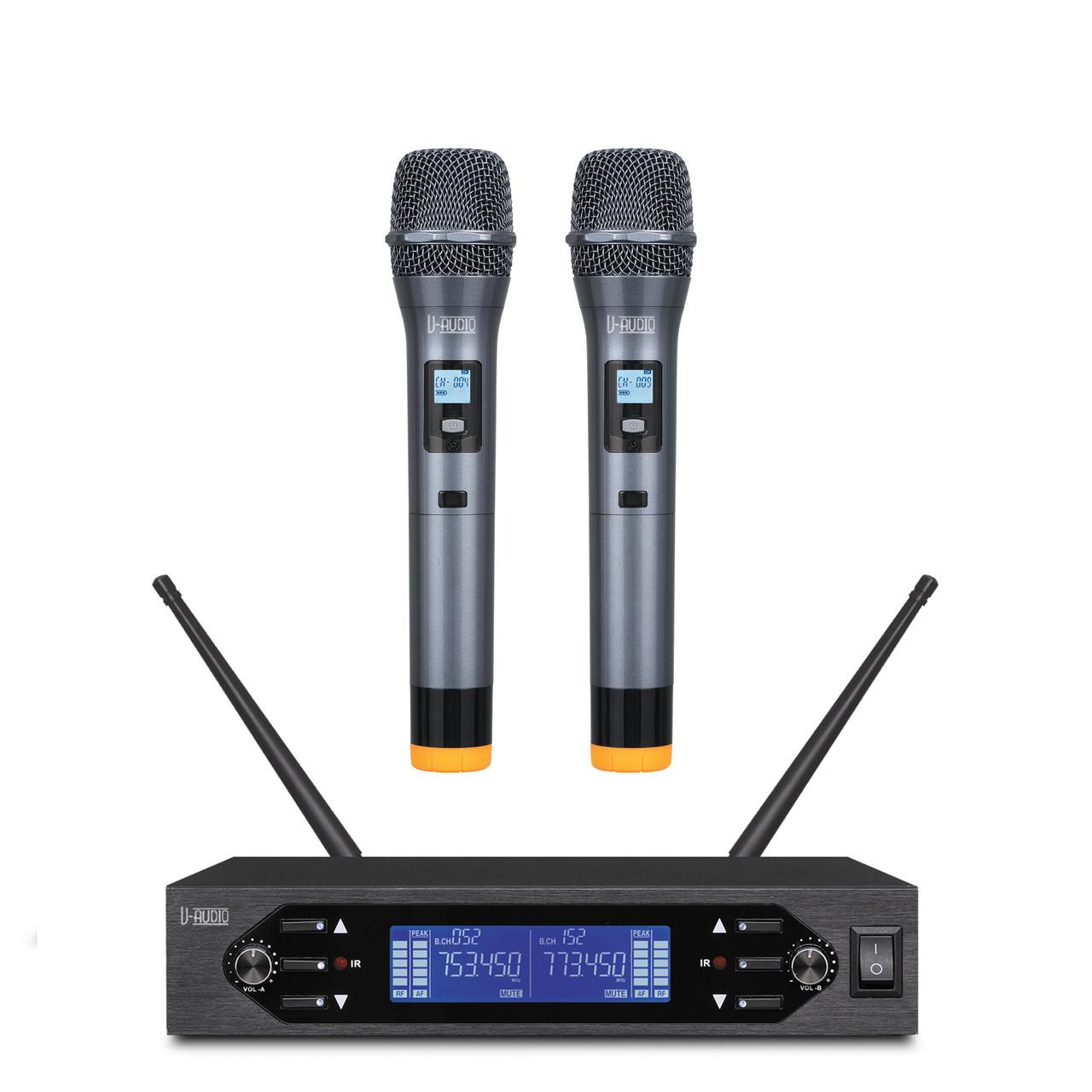 Радіосистема V-AUDIO KU-33A (UHF)