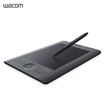 Графический планшет Wacom PTH451 Intuos Pro Professional Pen & Touch Tablet (Black, Small) (PTH451)