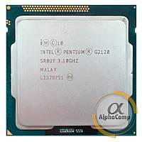 Процессор Intel Pentium G2120 (2×3.10GHz/3Mb/s1155/Gen3) БУ