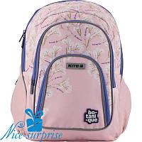 Модный школьный рюкзак для девочки Kite Botanique K19-950M, фото 1