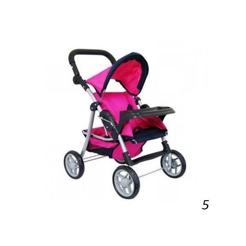 Детская коляска для кукол 9337Е-Т Летняя