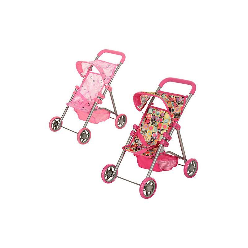Прогулочная коляска для кукол 9304 D