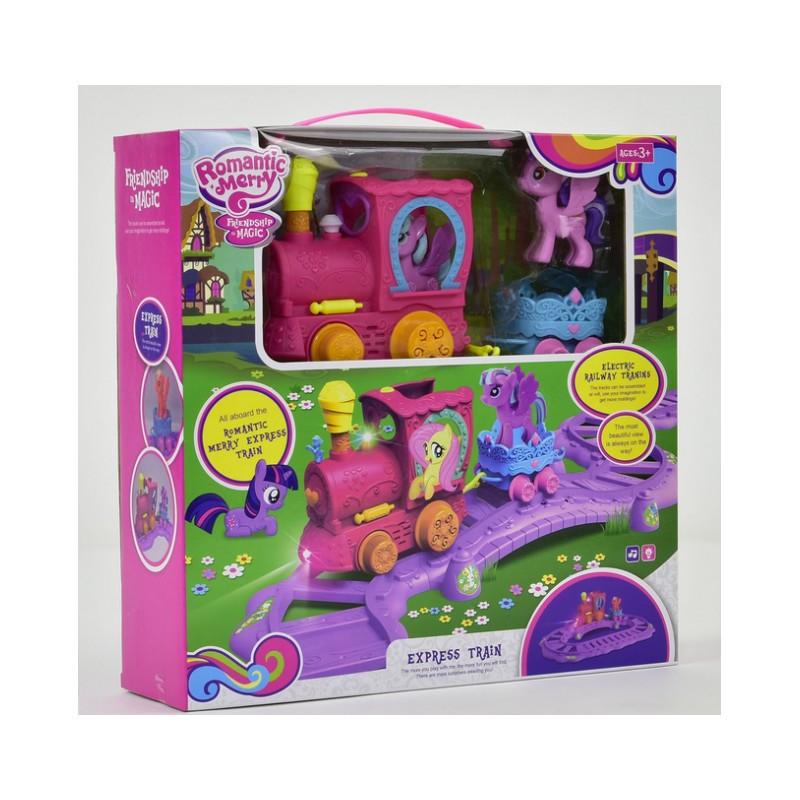 Игровой набор Romantic Merry Пони