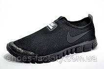 Летние кроссовки в стиле Nike Free Run 3.0 V2 Socks, Black, фото 3