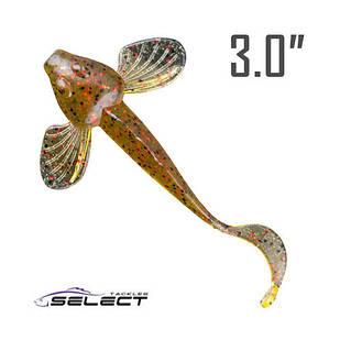 Goby 3″ (75 мм.) 5 шт. Силикон Select 002