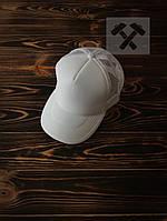 Мужская кепка без принта