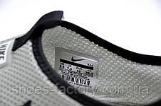 Летние кроссовки в стиле Nike Free Run 3.0 V2 Socks, Gray, фото 3