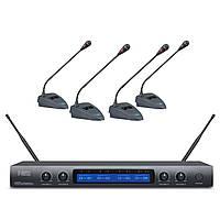 Конференційна радіосистема V-AUDIO KU-4280 (UHF)