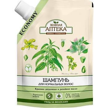 Зеленая аптека шампунь (кропива) 200 мл ПАКЕТ